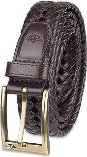 Dockers Men's Braided Belt