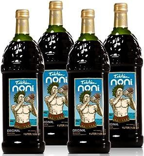 Original Noni Juice - 1 Full Case of 4 32oz Glass Bottles