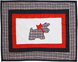Patch Magic Scottie Place Mat, 19-Inch by 13-Inch