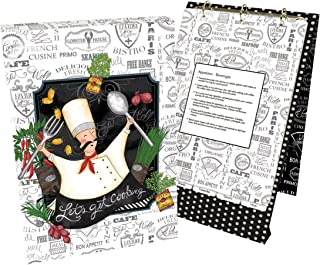 Lang 2016006 Let's Get Cooking Vertical Recipe Card Album by Lori Lynn Simms, Assorted