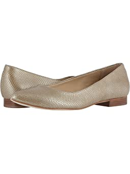 Pointed toe flats + FREE SHIPPING