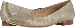 Light Taupe Snakeskin Leather