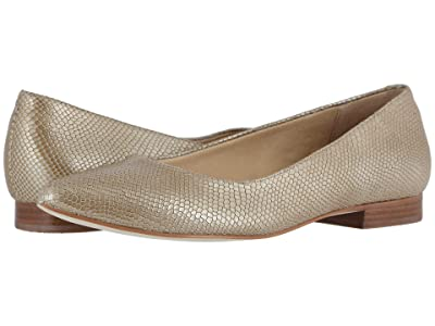 Walking Cradles Reece (Light Taupe Snakeskin Leather) Women