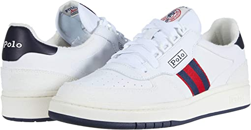 White/Newport Navy/RL 2000 Red