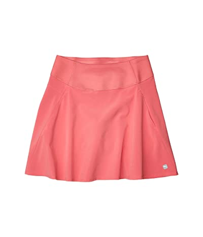 PUMA Golf PWRSHAPE Solid Woven Skirt (Rapture Rose) Women