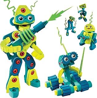 bloco robot invasion