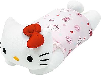 東京西川 抱き枕 ピンク 約42X22cm ハローキティ ふわふわパイル地 洗える もちもち WTY2004030P