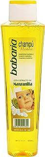Babaria Champú Niños Manzanilla 600 ml