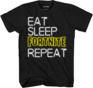 Fortnite Eat Sleep Fortnite Repeat Adult Game Men's T-Shirt
