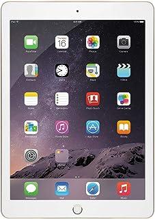 Apple iPad Air 2 9.7-Inch, 32GB Tablet (Gold) (Renewed)