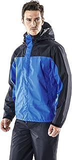 (テスラ)TESLA レインスーツ 上下セット・ジャケット・パンツ [防水・撥水] レインコート アウトドアスポーツ 自転車 バイク 通学 通勤 対応 MES [メンズ]