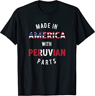 Best t-shirts made in peru Reviews