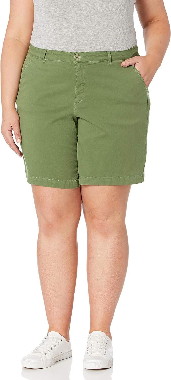 NYDJ Financial sales sale Women's Plus Shorts Size Bermuda Recommendation