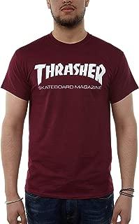 Thrasher T Shirt Skate Mag Short Sleeve T-Shirt