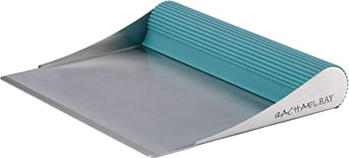 Rachael Ray Cucina Tools & Gadgets Bench Scrape, Agave Blue - 51390