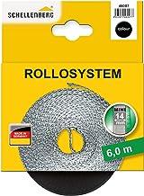 Schellenberg 46007 rolluikriem 14 mm x 6 m - systeem MINI, rolluikriem, riem, rolluikband