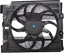 TOPAZ 64546921395 Cooling Fan Assembly for BMW E39