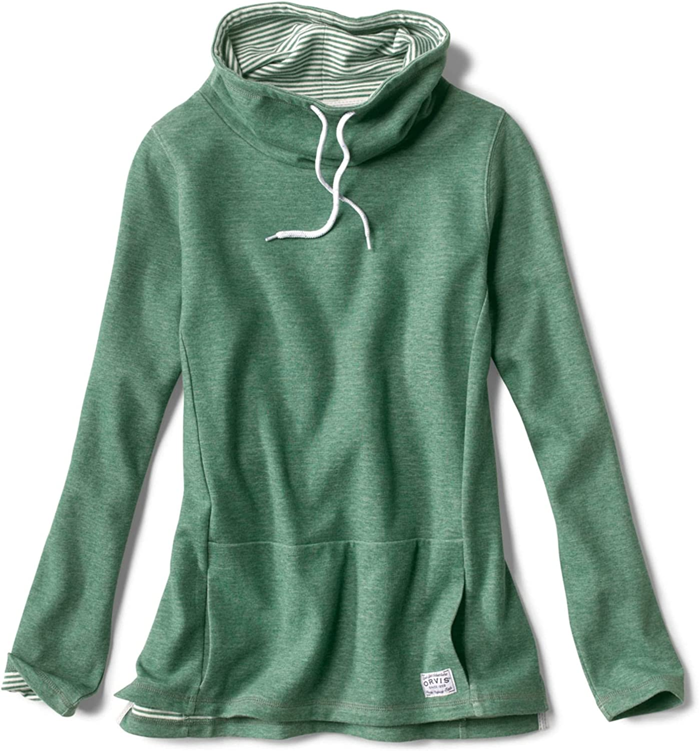 Tampa Mall Orvis Women's Recommendation The Journey Cowlneck Sweatshirt