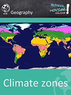 Climate Zones - School Movie on Geography