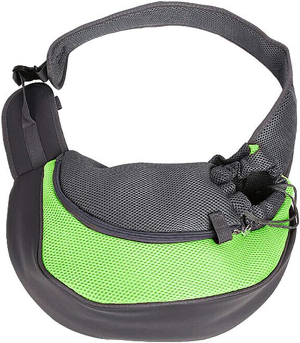 Pet Small Dog Cat Sling Carrier Bag Pouch Quantity limited Front Hands-Free Mesh New mail order