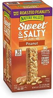 Nature Valley Sweet & Salty Peanut Granola Bars (1.2 oz., 36 ct.)