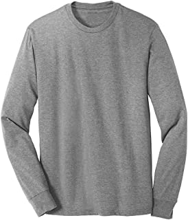 Perfectly Soft Long Sleeve Crew Tee Sizes XS-4XL