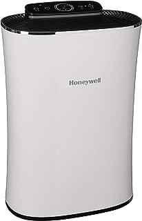 Honeywell HAPMX11060BKJ/U Purificador de Aire, Curved, Panel
