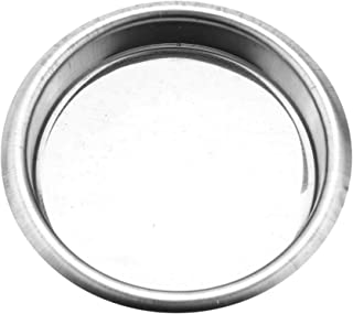 Camisin Filtre vide en acier pour machine à café 58 mm
