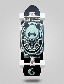 Sakari Surfskate Glutier Complete with SGI Surf Sk...