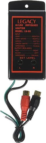 Dietz 906 activo High low Converter adaptador cinch activo high-low Interface