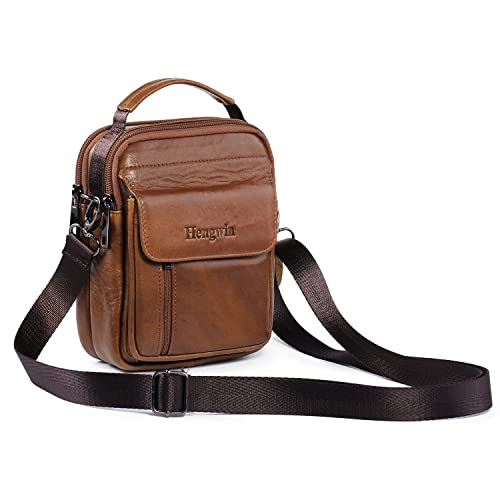 amazon messenger bag strap brown