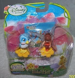 Disney Fairies *Tiny Tink & Friends* Fawn & Baby Bird