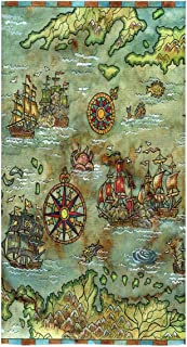 Best large treasure map Reviews