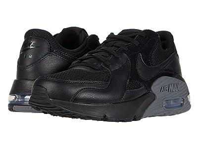 Nike Air Max Excee (Black/Black/Dark Grey) Women