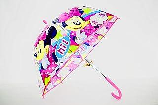 CERD/Á LifeS Little Moments 2400000549 Accesorios lluvia minnie Paraguas Transparente de Minnie Licencia Oficial Disney