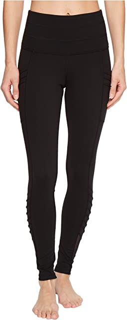 Perfect Core High-Rise Zip Tights