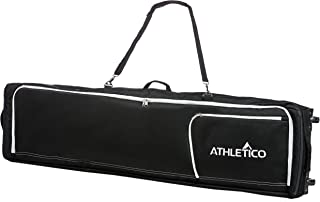 Conquest Padded Snowboard Bag with Wheels - Travel Bag for Single Snowboard and Snowboard Boots