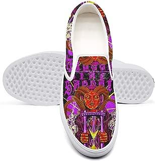 Unisex Black-Cool-Sabbath-Tacoma-Poster-Washington- Canvas Slip on Shoes Casual Sneakers
