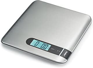 CURVE Stainless Digital Scale, Black