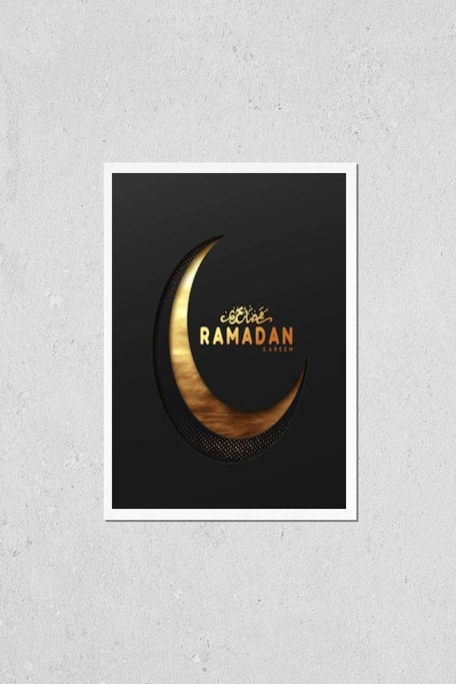 KwikMedia Poster Reproduction of Sales of SALE items from new works Ramadan Fresno Mall Background. Effect T