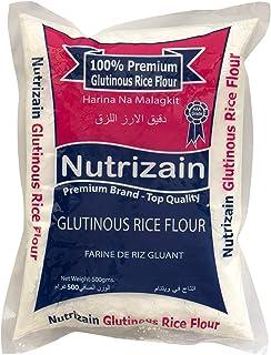 Nutrizain Glutinous Rice Flour, 500 gm
