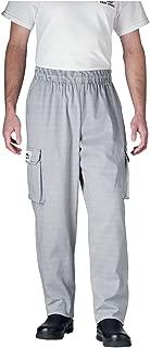 Chefwear Men's Unisex Cargo Cotton Chef Pant