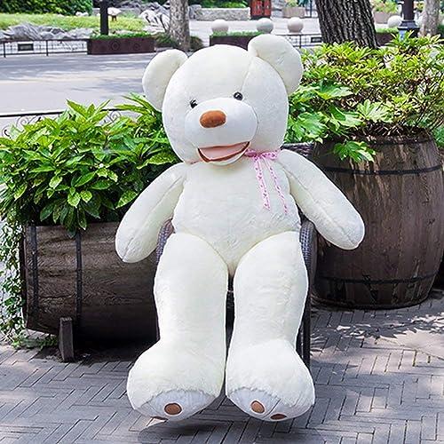 Esperando por ti VERCART Oso de Peluche Gigante Teddy Teddy Teddy Animal de Felpa blanco 340cm  Envio gratis en todas las ordenes