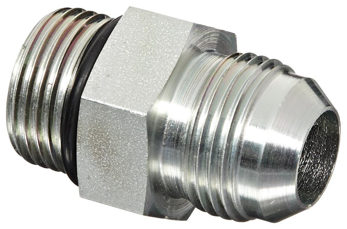 "2403-12-08 Hydraulic Fitting 3//4/"" Male JIC 1//2/"" Male JIC  C5305"
