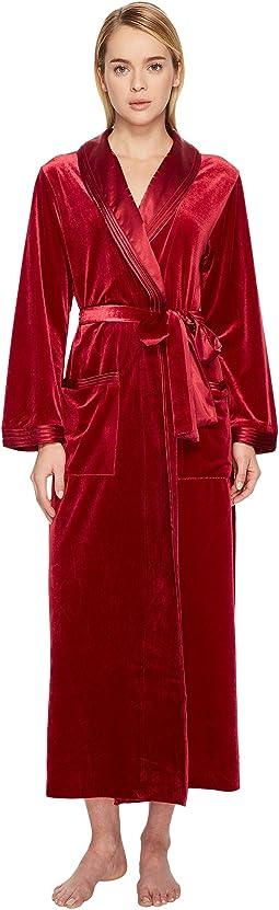 Oscar de la Renta Pink Label - Velvet Robe