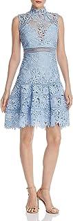 (バルドー) BARDOT エリーゼレースシースドレス Women`s Dress (並行輸入品)