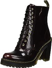 Best patent combat boots heel Reviews