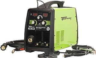 Forney 322 140-Amp MIG/Stick/TIG Multi-Process Welder, 120