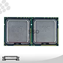 Intel Matching Pair Xeon X5650 6 Core Processor 2.66GHz 6.4GT/s 12MB Smart Cache Socket-1366 TDP 95W SLBV3 BX80614X5650