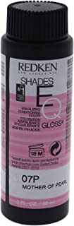Redken Shades EQ Color Gloss for Unisex, 07P/Mother Of Pearl, 2 Ounce